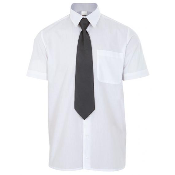 Corbata con goma