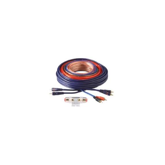 Kit De Alimentación para Audio. Con 1350 watts y 6 GA