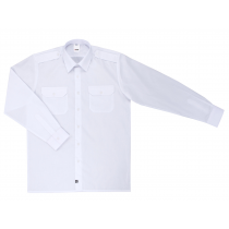Camisa uniforme manga larga