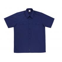 Camisa uniforme manga corta
