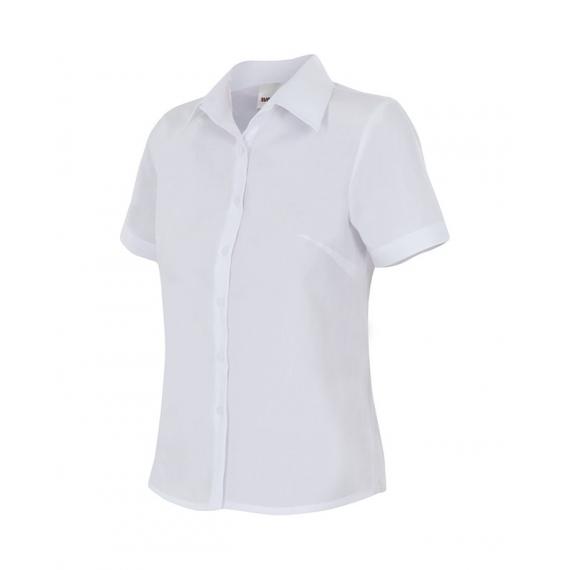 Camisa señora manga corta
