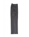 Pantalón de cocinero rayas