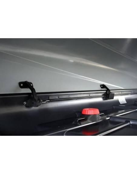 Cofre de techo Granpic Plus Carbono Negro