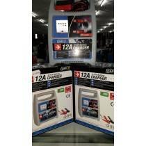 Cargador de baterias para coche 12V 12a