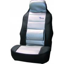 Funda asiento para coche anatómico con riñonera