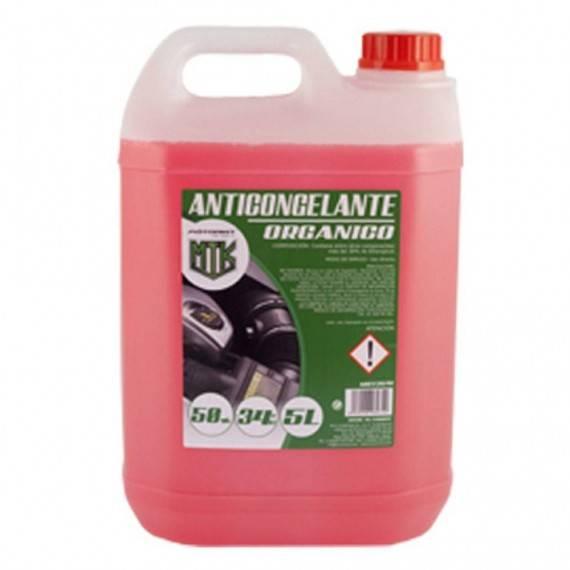 Anticongelante, 5L, 50 %, Rosa