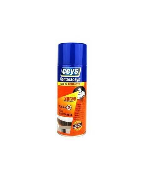 Cola de contacto en spray 400 ml Ceys