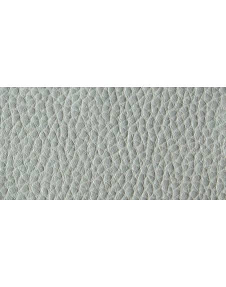 Polipiel gris plata