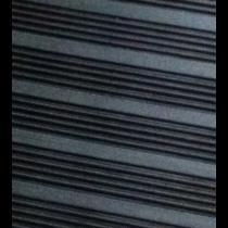 SUELO DE CAUCHO RAYA ANCHA CON RAFIA 1.50MT ANCHO ARPILLERIA