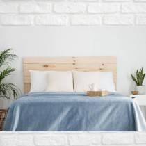 Manta Terciopelo cama 105